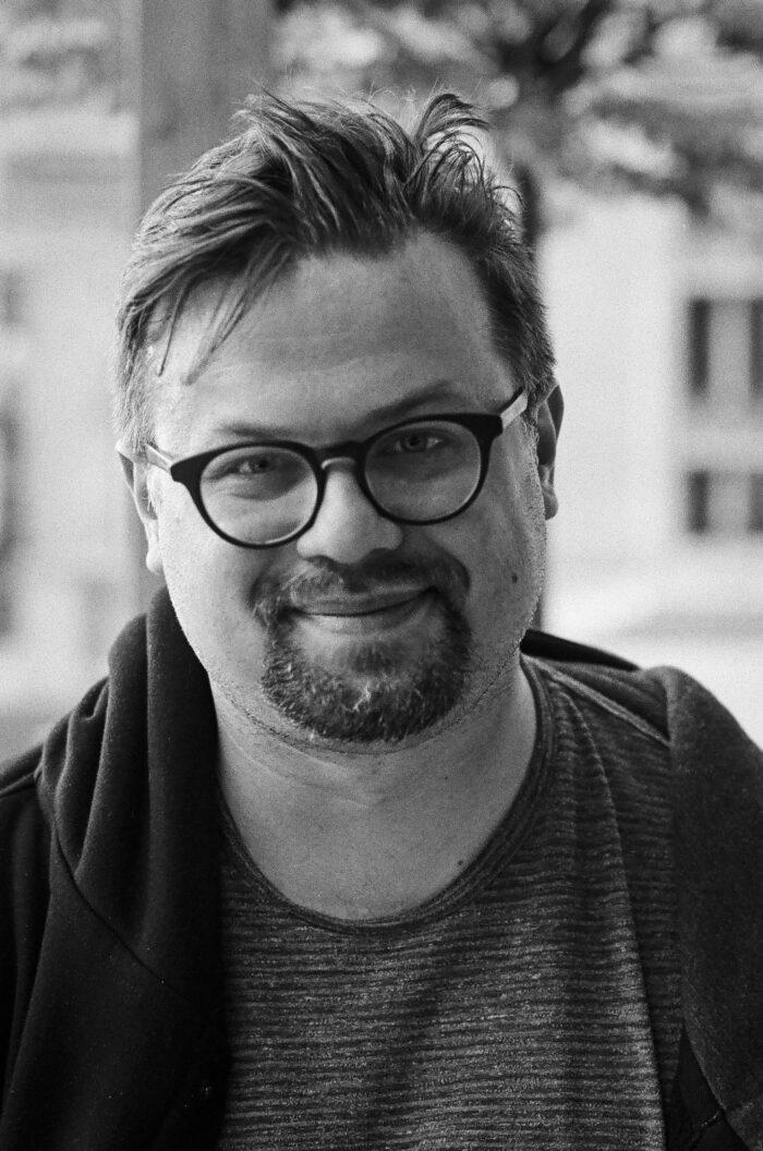 Witold Mrozek. Fot. Aleksandra Matlingiewicz