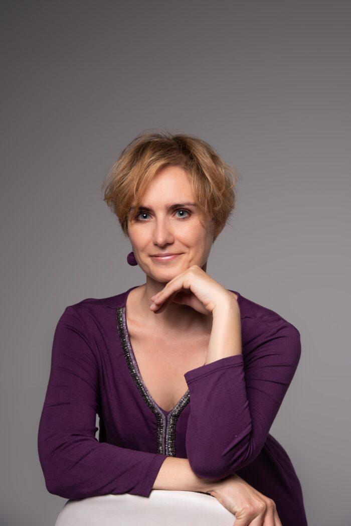 Julia Hoczyk. Fot. archiwum prywatne