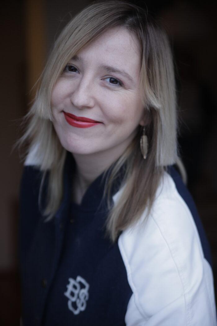 Magdalena Przybysz. Fot. Anna Ciupryk